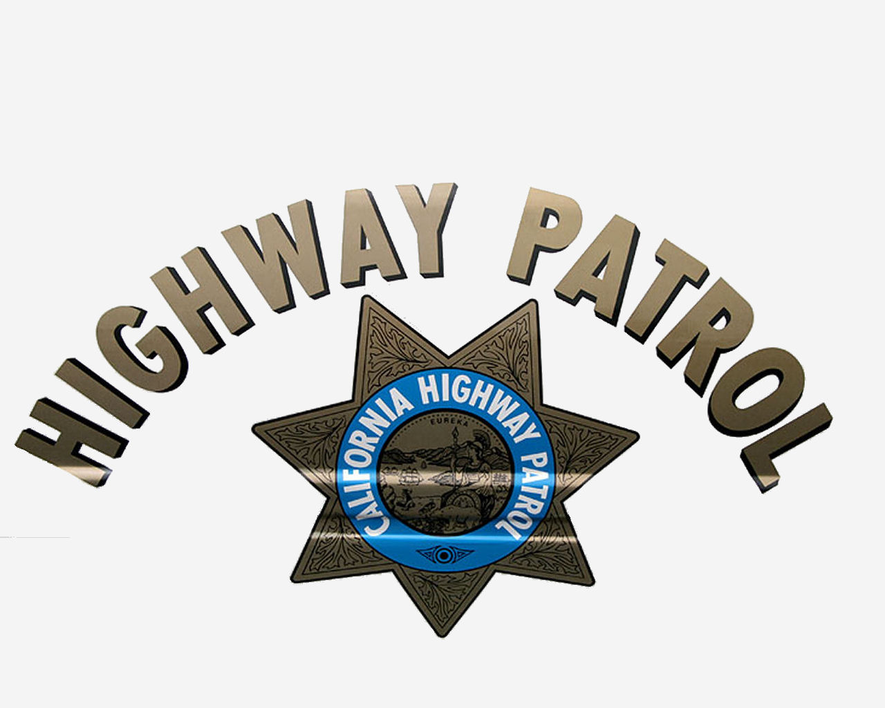 california highway patrol car logo pictures. Black Bedroom Furniture Sets. Home Design Ideas